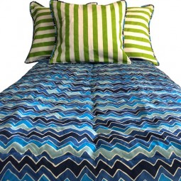 Chevron Bedding For Bunks