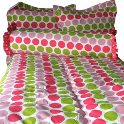 Disco Dot Bunk Bed Comforter