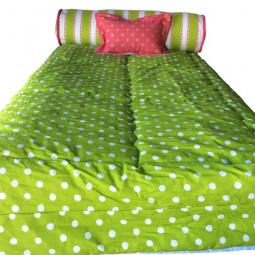 dot bedding for bunks