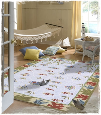 Rugs for Beach Homes