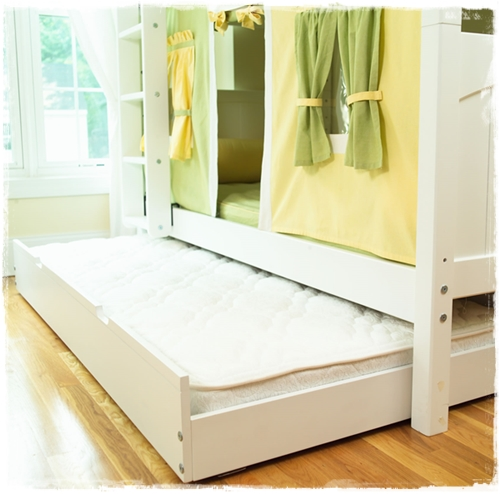 Organic Cotton Bunk Bed Mattresses