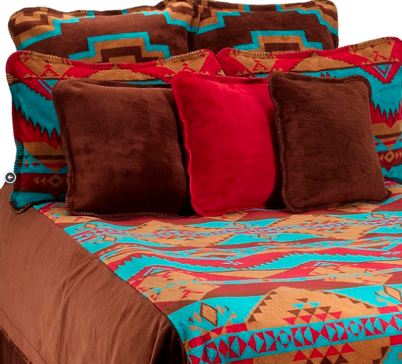 cabin bedding bedspreads