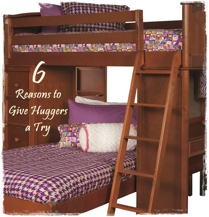 six reasons you should try bunk bed hugger comforters